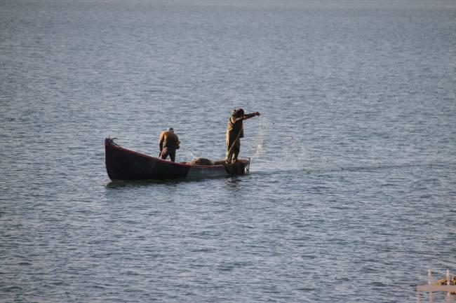 Beyşehir Gölü'nde Balık av yasağı sona erdi