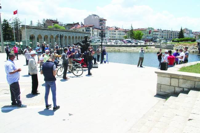 Balıkçılar Sezonu kurban kesip dua ederek açtılar
