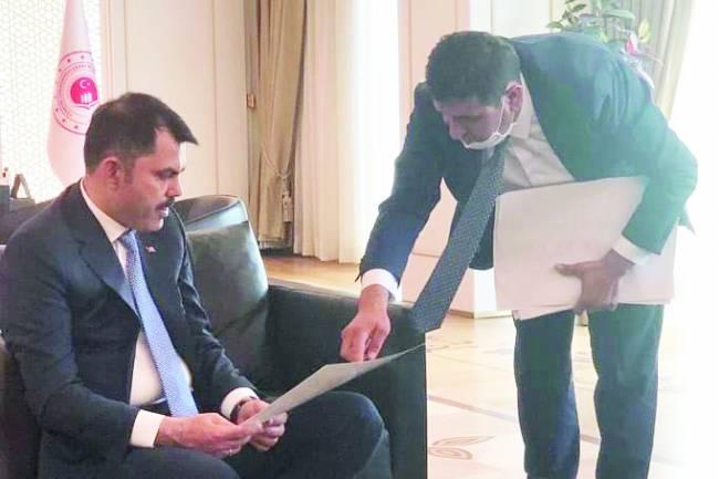 Hüyük ve Beyşehir kapalı sistemle sulanacak