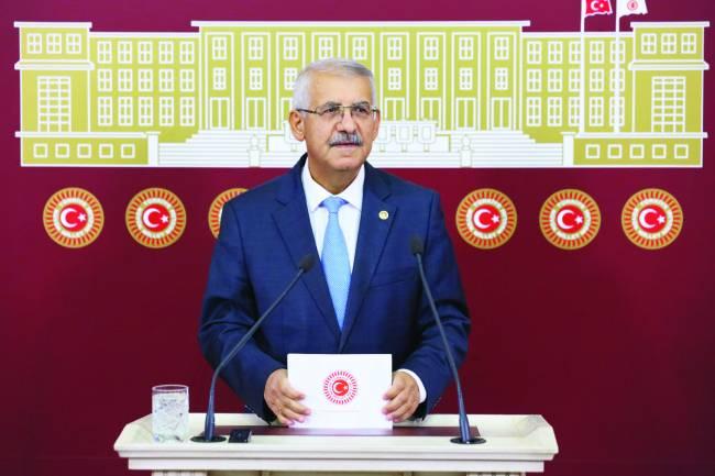 Konya'nın en başarılı vekili Beyşehirli Fahrettin Yokuş oldu