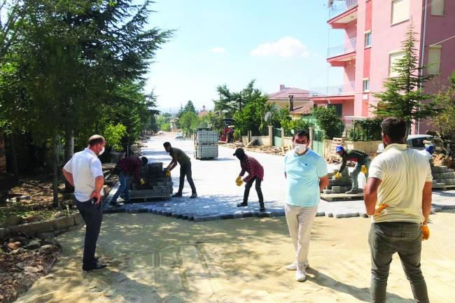 """Hüyük Belediye Başkanı Mehmet Çiğdem: """"Hüyük'te hizmette çıtayı daha da yükselteceğiz"""""""