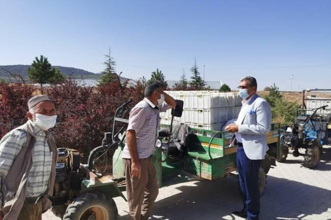 Konya Şeker'den 28 Milyon 242 Bin TL  Motorin Avansı