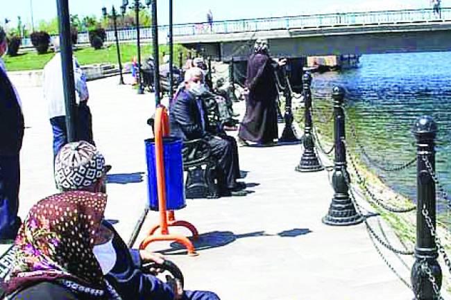 Beyşehir, Hüyük ve Derebucak'da yasak getirilen yerler