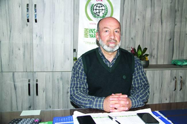 Beyşehir İHH'dan Kampanya 'İNSANLIK ÜŞÜMESİN'