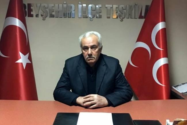 MHP İlçe Başkanı Parla'dan Hocalı Katliamı açıklaması
