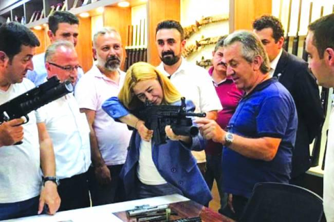 Kara; 'MKE, Beyşehir'e silah fabrikası kurmalıdır'