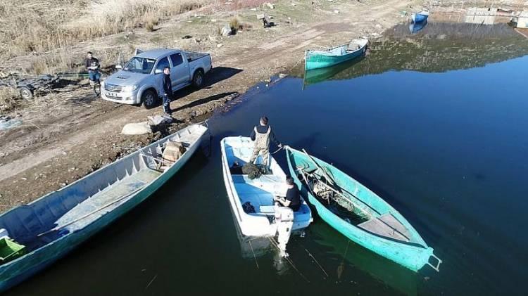 Yasa dışı avlanmaya karşı  drone ile sıkı takip
