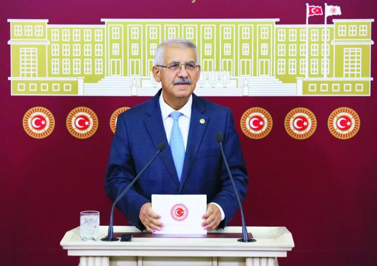 İYİ Parti Milletvekili Fahrettin Yokuş'tan Emeklilere yönelik teklif Kira Yardımı Yapılsın, Bayram İkramiyesi 1.500 Tl. Olsun