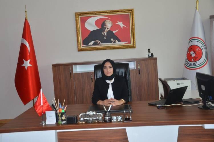 Beyşehir'in İlk Kadın Başsavcısı Göreve Başladı