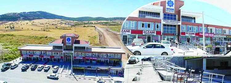 Belediyeye ait Hasta Konukevinin Çehresi Yenilendi