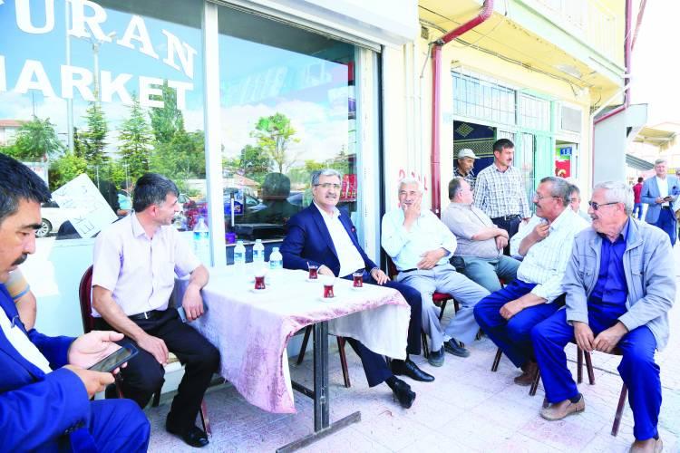 Konya Şeker'den 44,38 Milyon TL'lik Nakit Desteği