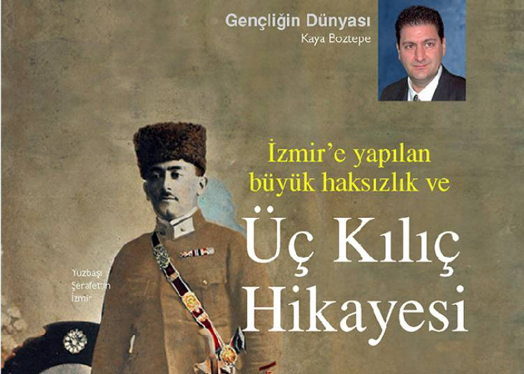 """9 Eylül 1922'de İzmir'e İlk Türk Bayrağını Çeken Gazi Ali Atar """"BÜTÜN DÜNYA DERGİSİ""""NDE DE YER ALDI"""