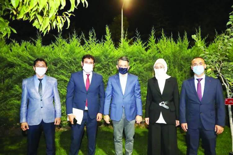 Başkan Çiğdem, Bakan Pakdemirli'yi Ziyaret Etti