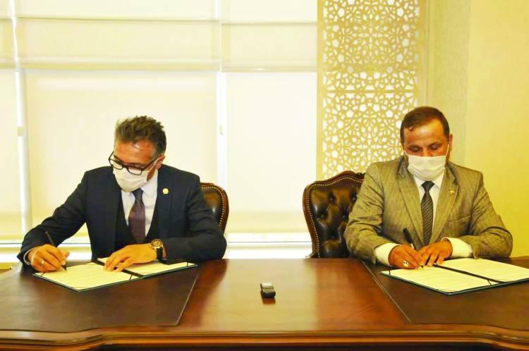 S. Üniversitesi ve Ticaret  Odası  Arasında Protokol İmzalandı