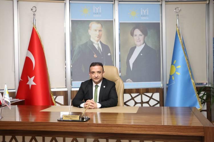 'Konya Büyükşehir Belediye Başkanı Uğur İbrahim Altay'a Tavsiyemdir'