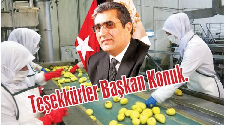 Beyşehir'in Sesi olarak onurluyuz, gururluyuz! İşte eserimiz. Türkiye'nin ilk ve tek nişasta tesisi Beyşehir'de