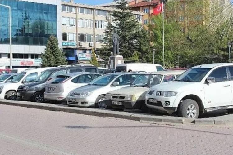 'ÜCRETLİ OTOPARK' GELİYOR