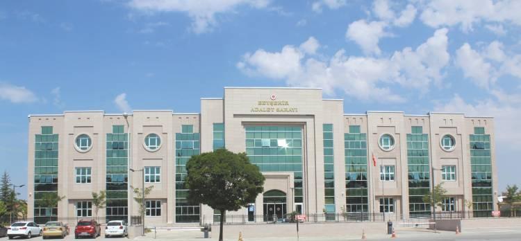 Beyşehir Adliyesi'nde Nöbet Değişimi