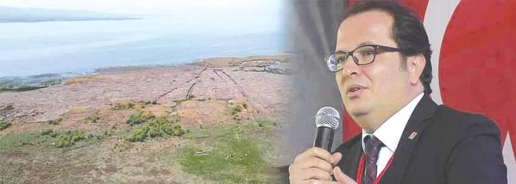 """Rıdvan Şenyurt: """"Gölü Siyasete Kurban Etmeyelim"""""""