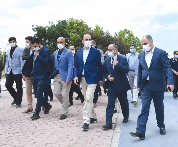 Başkan Altay: 'Beyşehir Konya'mızın İncisidir'