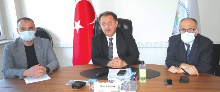 """""""Beyşehir Gölü'nün su kotunun takipçisiyiz"""""""